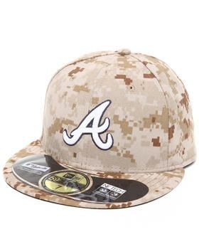 c386acfdd3cc1e Love this Atlanta Braves Memorial Day Marine Camo 5950 fi... on DrJays.  Take a look and get 20% off your next order!