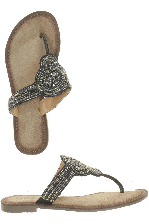 Details Zu Buffalo Sandale Damen Sommerschuhe Sandalette Gr De 37 Leder Braun E0cc57c Mens Flip Flop