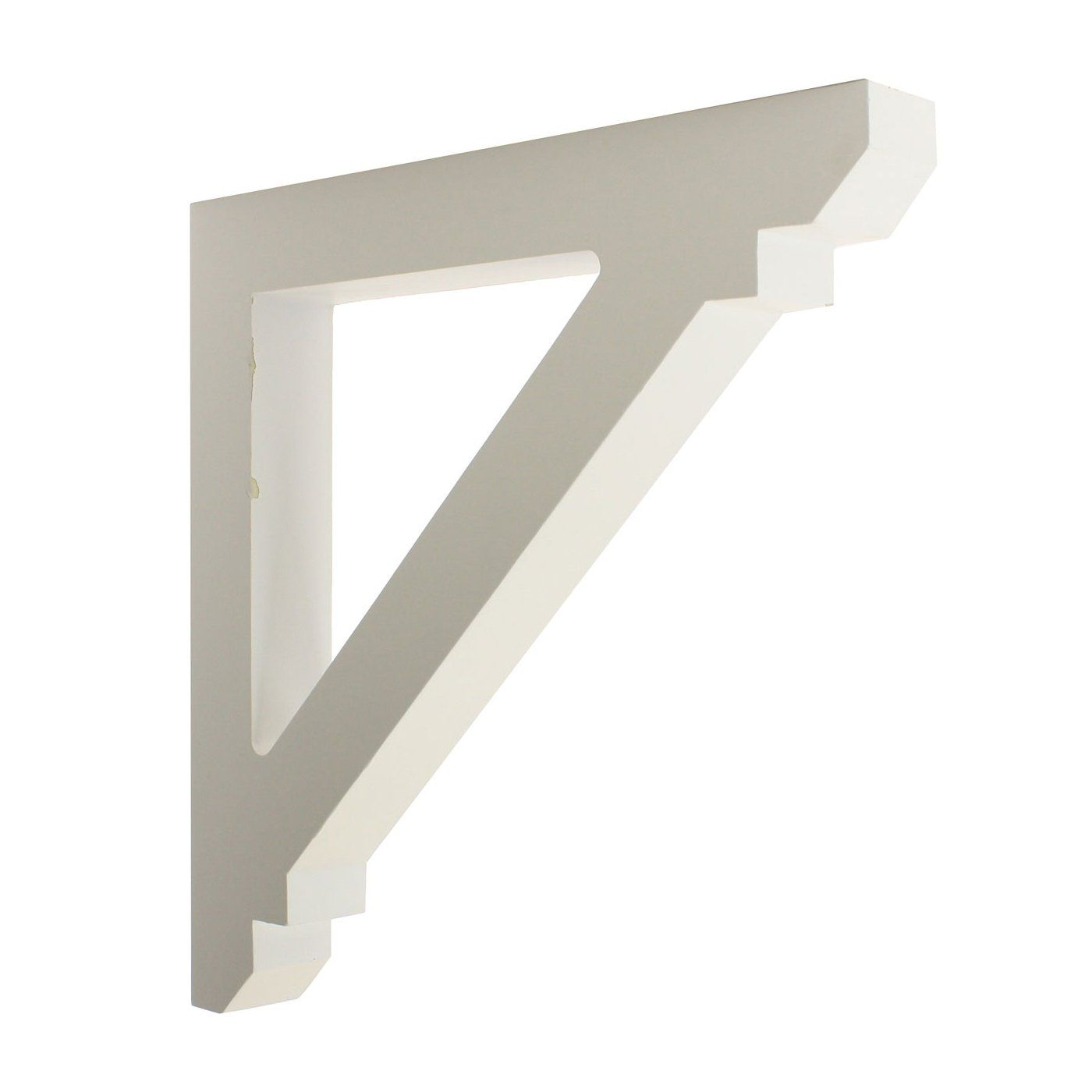 Open Kitchen Shelves With Brackets: One Like This For Kitchen Island Counter Supports?