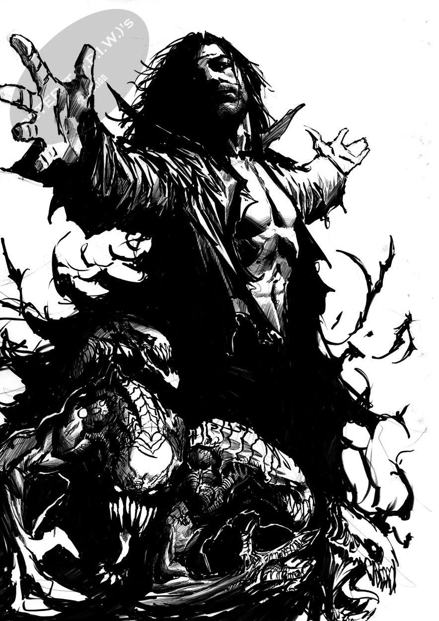 the darkness pinup 1 by stjepan eji ic art ic book The Darkness 2 Serpents the darkness pinup 1 by stjepan eji ic art