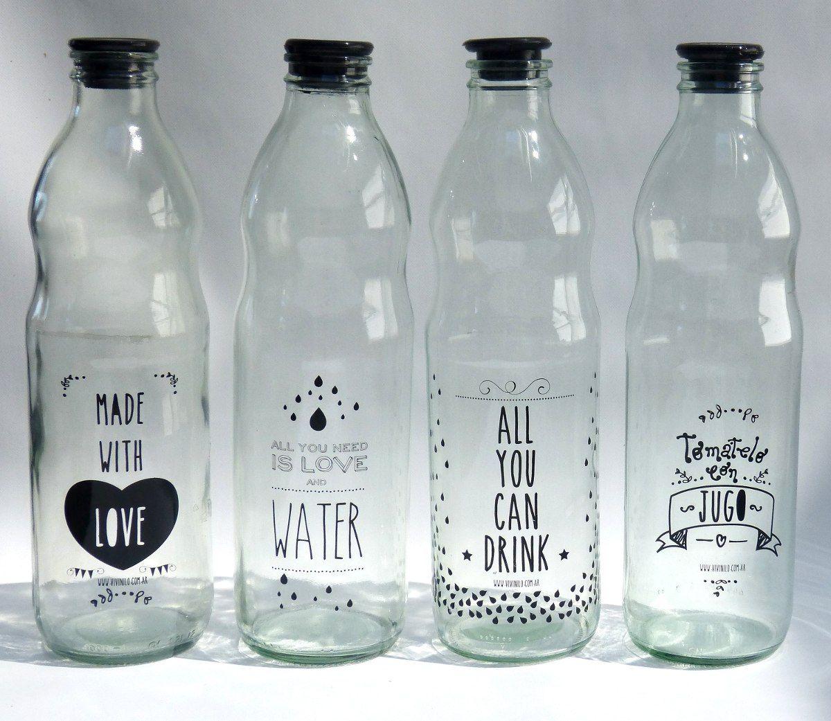botellas de vidrio impresas diseos exclusivos subli
