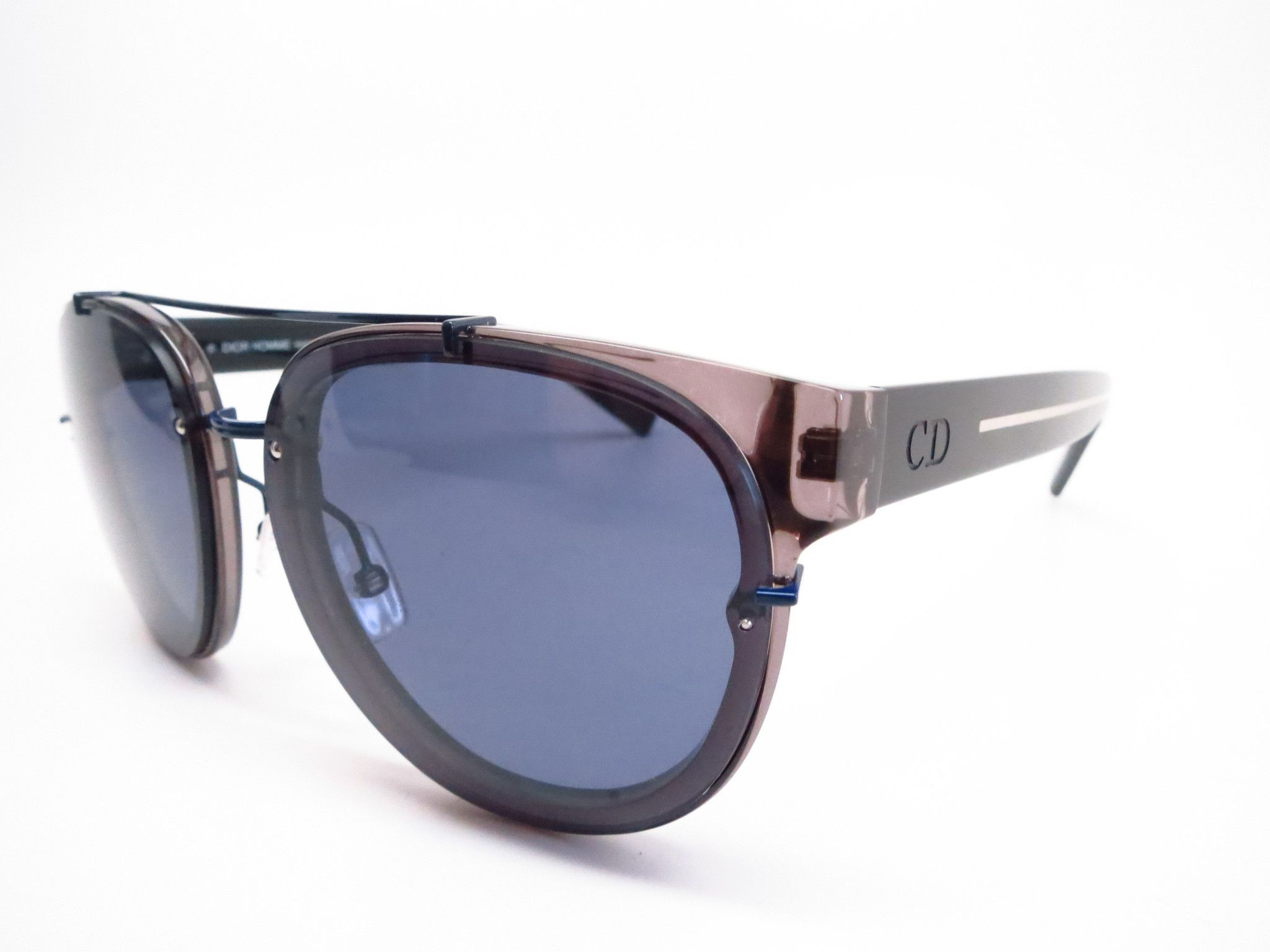 2aa146b54c Dior Blacktie 143S NL372 Grey Black Crystal Sunglasses