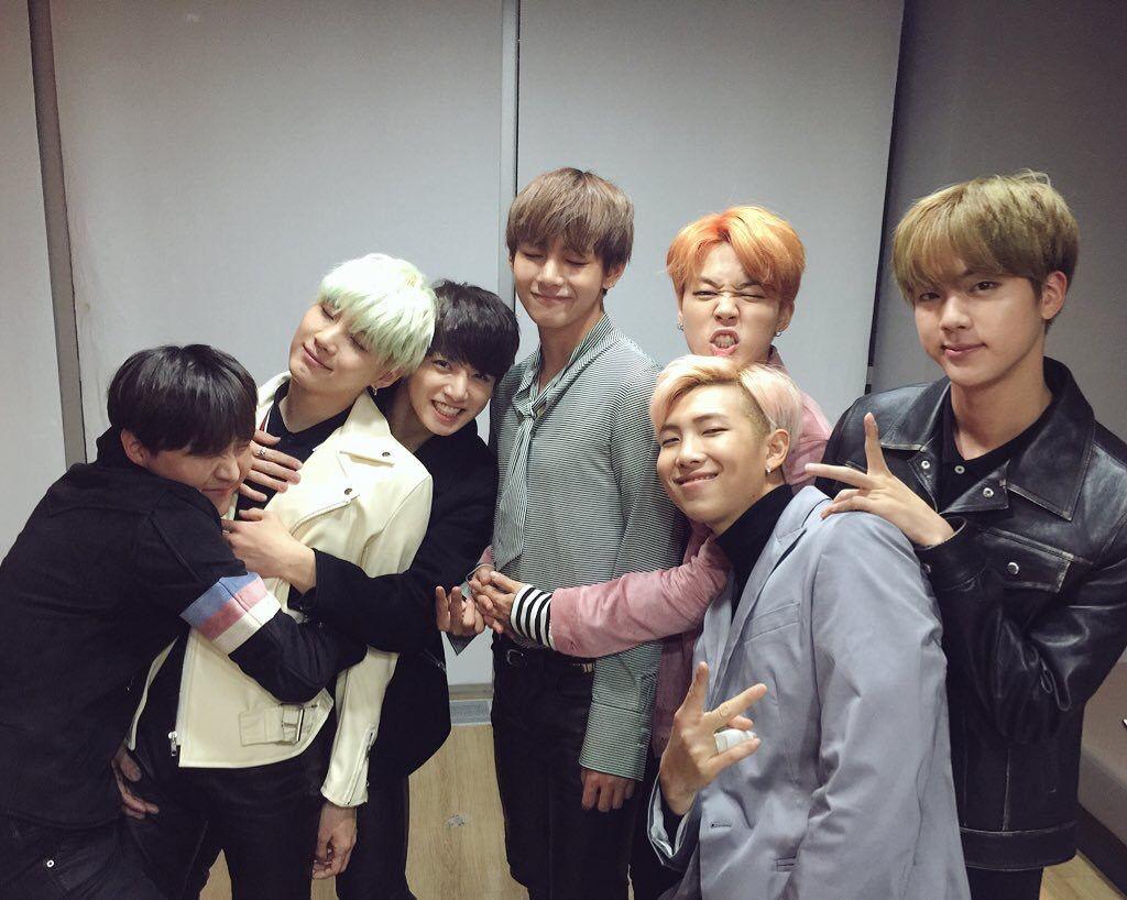 BTS #방탄소년단