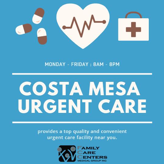 Why Costa Mesa Urgent Care  Urgent Care, Urgent Care -1855