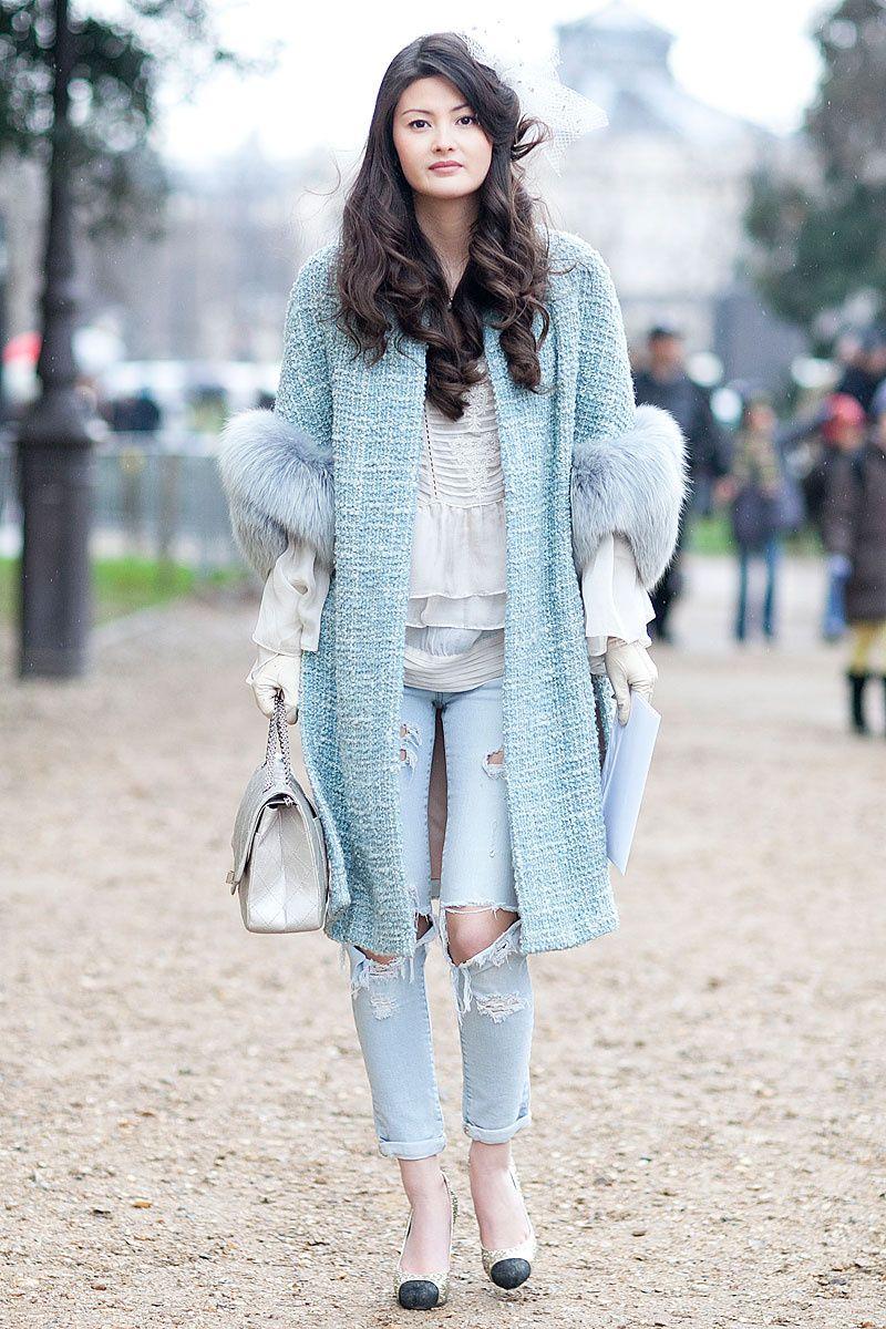 Los abrigos toman las calles de Paris