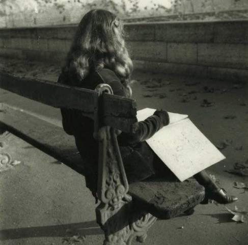 Edouard Boubat, 1950