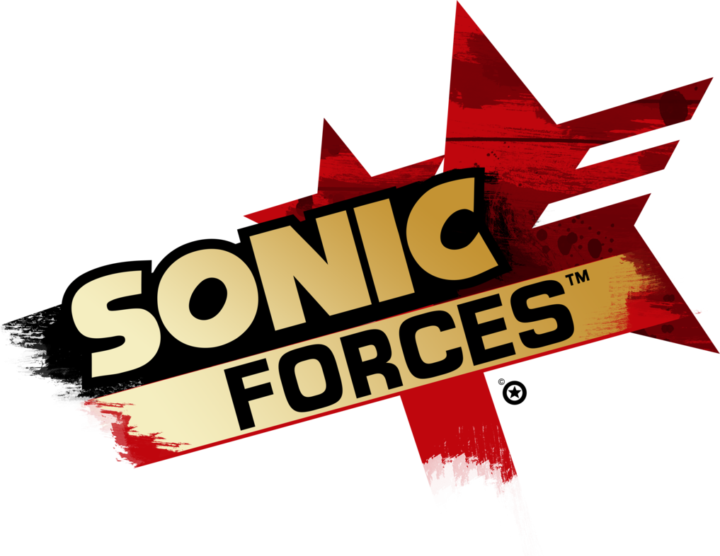Sonic Forces Logo By Nuryrush Sonic Character Creation Game Pictures