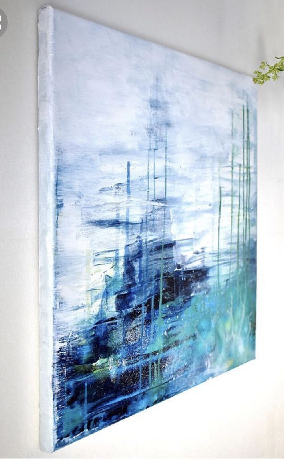 Pin by Leroy MERLIN on PINTAR | Abstract art painting, Abstract canvas  painting, Abstract