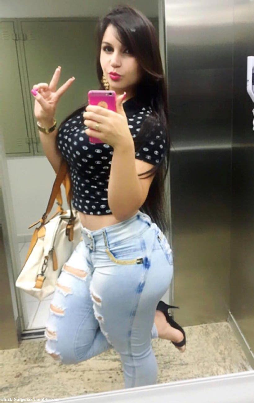 Sexy Skinny Latina Teen