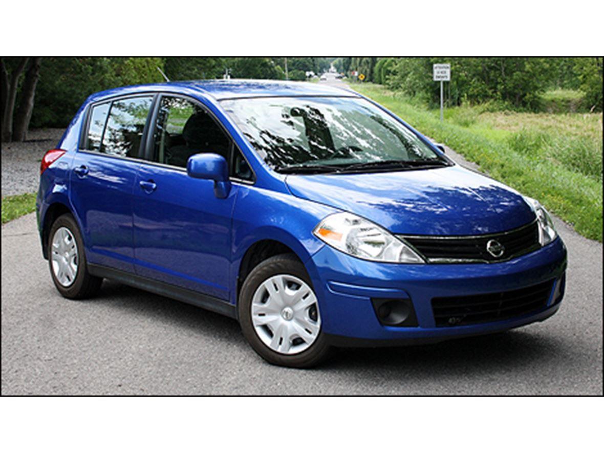 2010 Nissan Versa Nissan Versa Nissan Hatchback