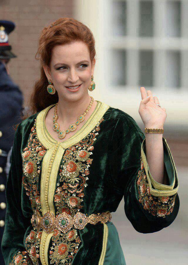 Lalla salma King's wife morocco