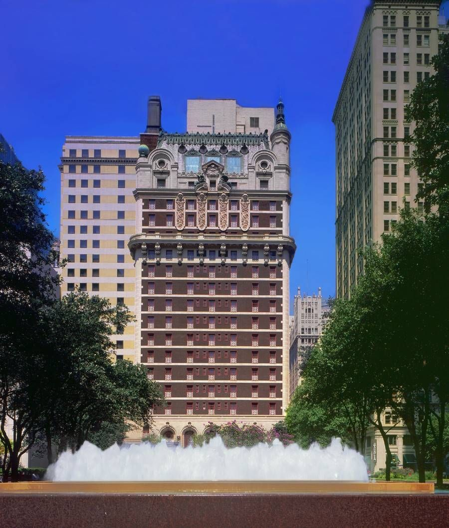 Adolphus Hotel Dallas Haunted Elevator Awesomely