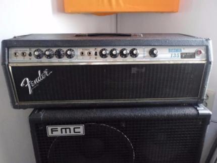 Fender Bassman 135 Silverface in Niedersachsen - Oldenburg   Musikinstrumente und Zubehör gebraucht kaufen   eBay Kleinanzeigen