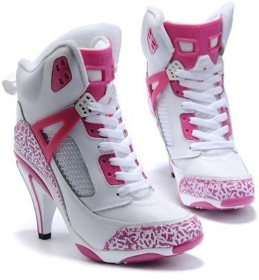 Air Jordan High Heels White Pink, cheap Jordan High Heels, If you want to  look Air Jordan High Heels White Pink, you can view the Jordan High Heels  ...