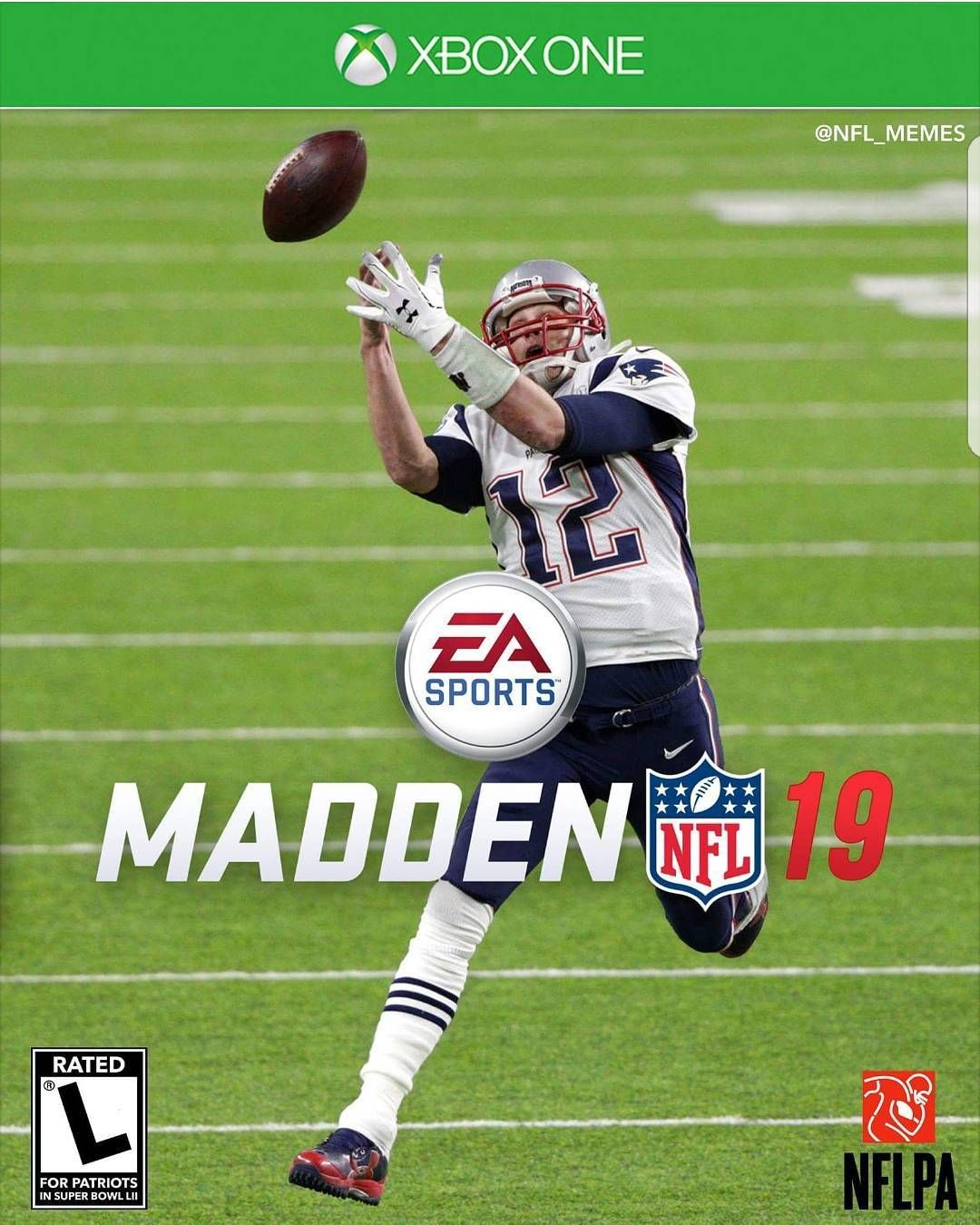 Credit to nfl memes on face book would you buy this rated L