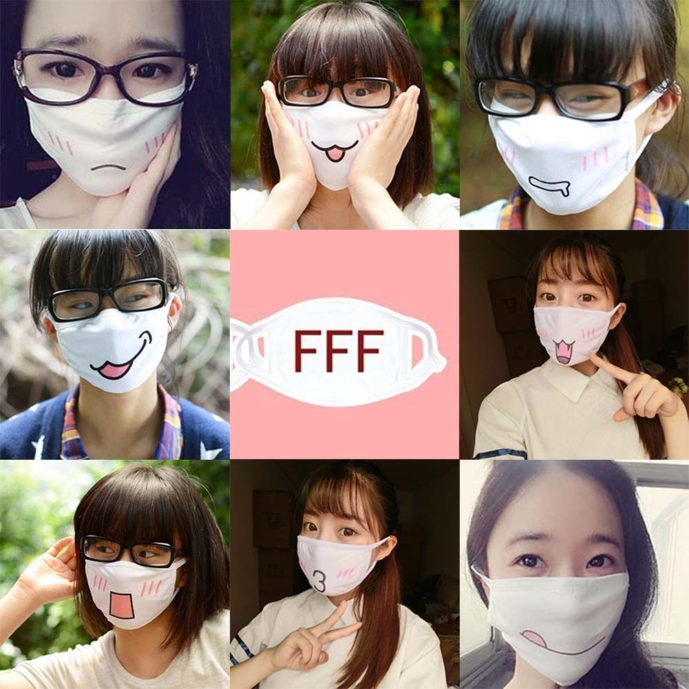 Surgical Masks Clothing, Shoes, Accessories Kawaii cute