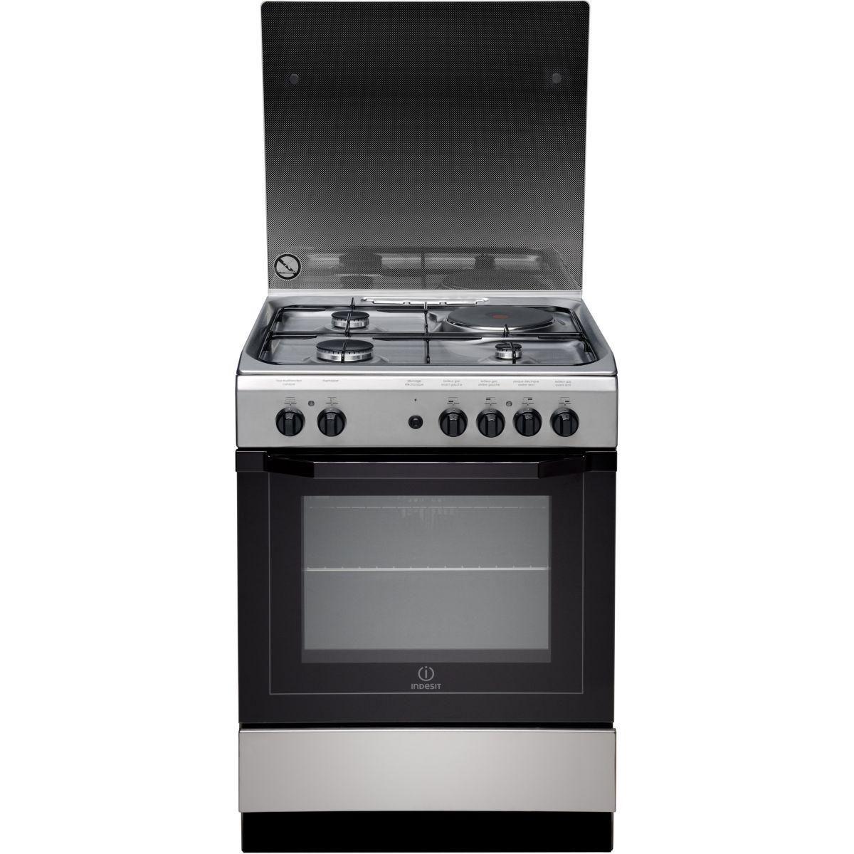 cuisiniere au gaz d'occasion | cuisiniere electrique grise