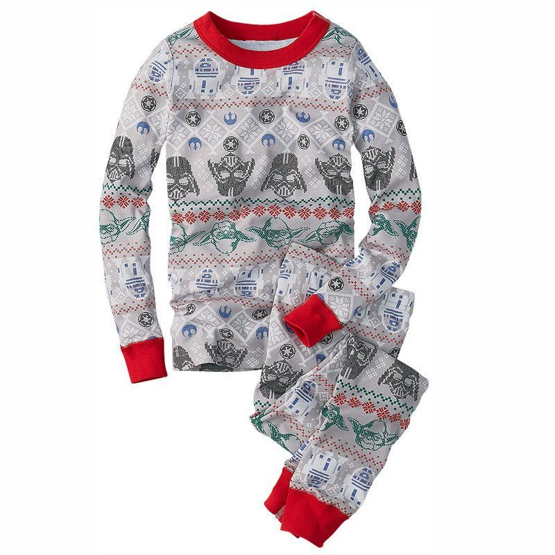 family jammies star wars - Star Wars Christmas Pajamas
