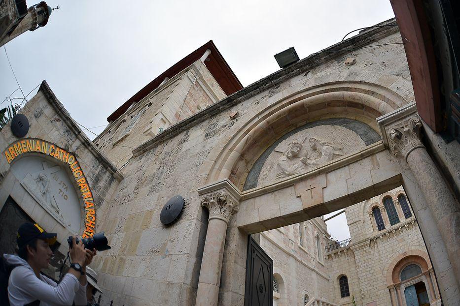 예루살렘 비아 돌로로사 2 (십자가의 길,Via Dolorosa), 마가의 다락방 / 이스라엘 : 네이버 블로그