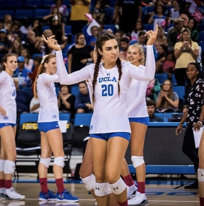 Pin By Malena Rivas On Volleyball Jamie Robbins Women Volleyball Sport Volleyball