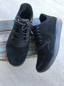 new concept 79201 9c573 Men s Nike Jordan Eclipse Suede Off Court Shoes Black 7.5 724368-010   eBay