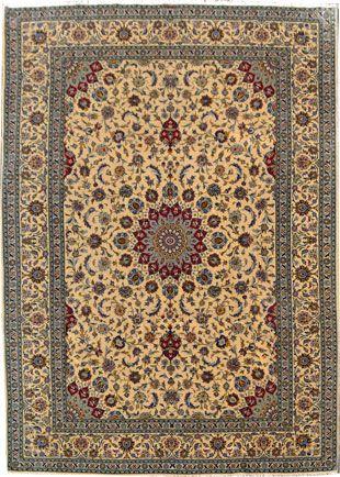 Keschan Isfahanian 347 x 243 cm signiert signiert