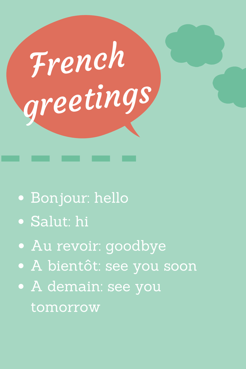 6 French Greetings Faux Pas That Make You Sound Rude Classroom