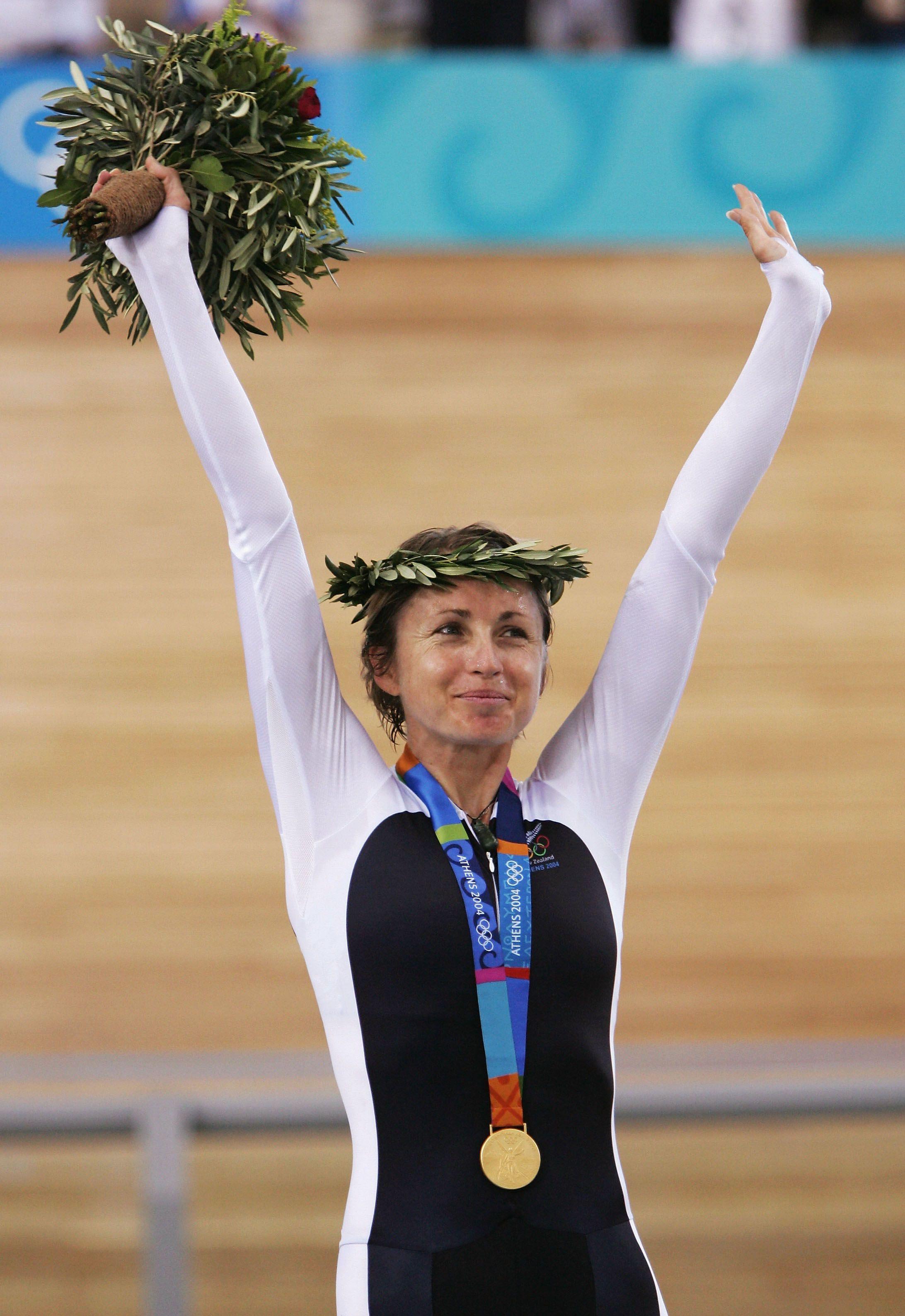 New Zealand gold medal winner Gold medal winners, Gold