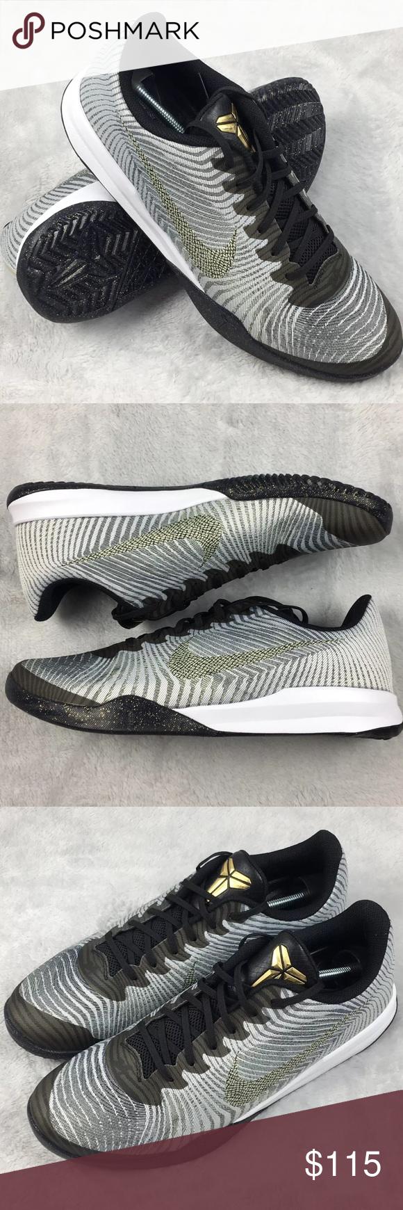 faee19da1562 NEW Nike Kobe KB Mentality II Running Shoes NIKE KOBE BRYANT MENTALITY II   818952-005 Size  13M