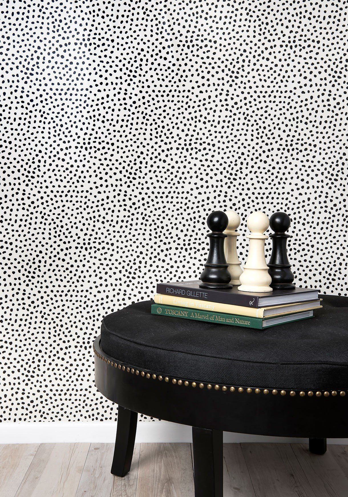 Leo s Spots Wallpaper from the Tastemakers Collection design by