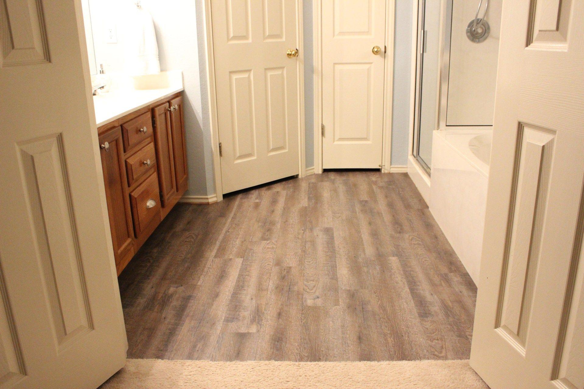 PeelandStick Vinyl Plank Flooring DIY Vinyl plank flooring