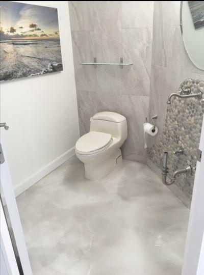 Epoxy Flooring Bathroom | Epoxy Floors | Pinterest | Epoxy ...