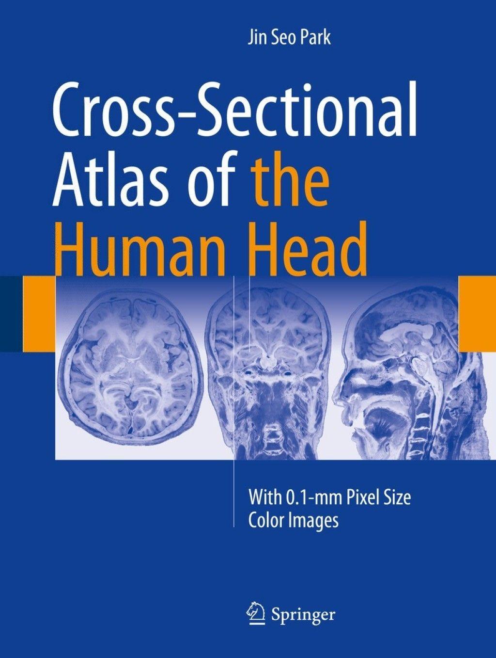 Cross-Sectional Atlas of the Human Head (eBook) in 2019 ...
