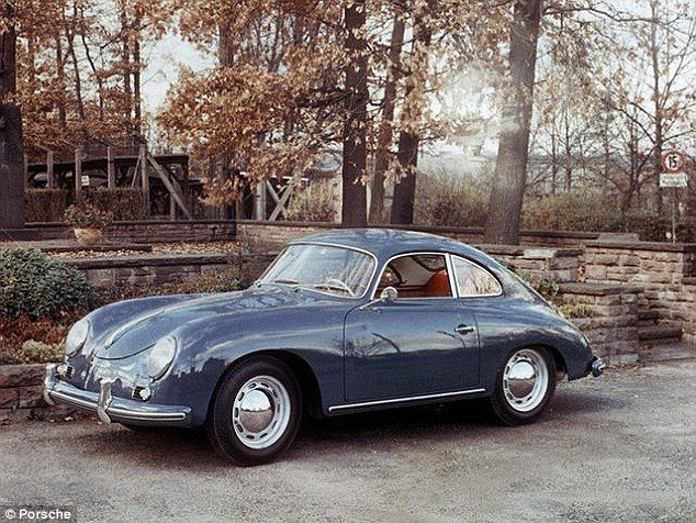 Rusty Carcass Of A 1950s Porsche Is Put Up For Sale On Craigslist