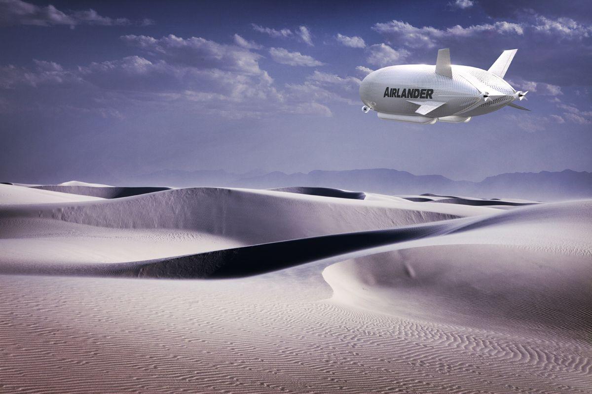 Hybrid Air Vehicles - Airlander concept (jpg 1200×800)   Aviones, Volar, Aeronave