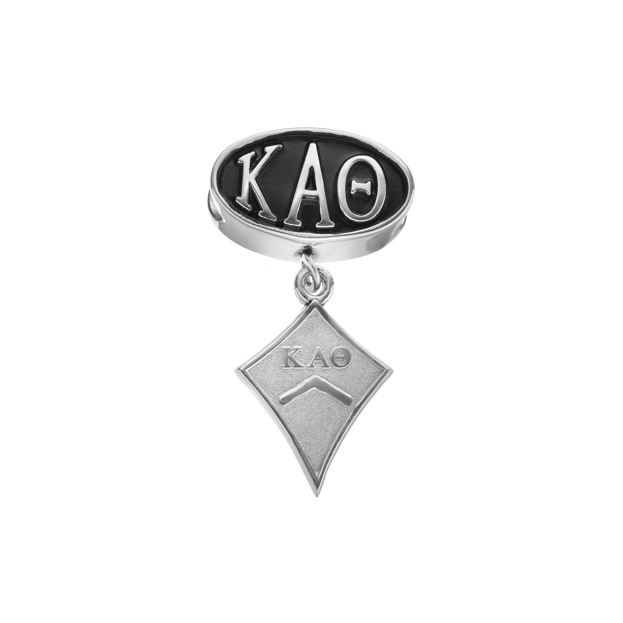 Logoart kappa alpha theta sterling silver sorority symbol charm logoart kappa alpha theta sterling silver sorority symbol charm womens buycottarizona Choice Image