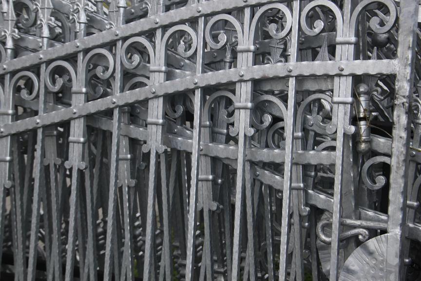 Zaun Aus Polen Wrought Iron Fences Zaune Aus Polen Pinterest