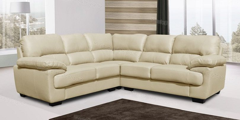 Small Cream Leather Corner Sofa Leather Corner Sofa Small Corner Sofa Corner Sofa Cheap