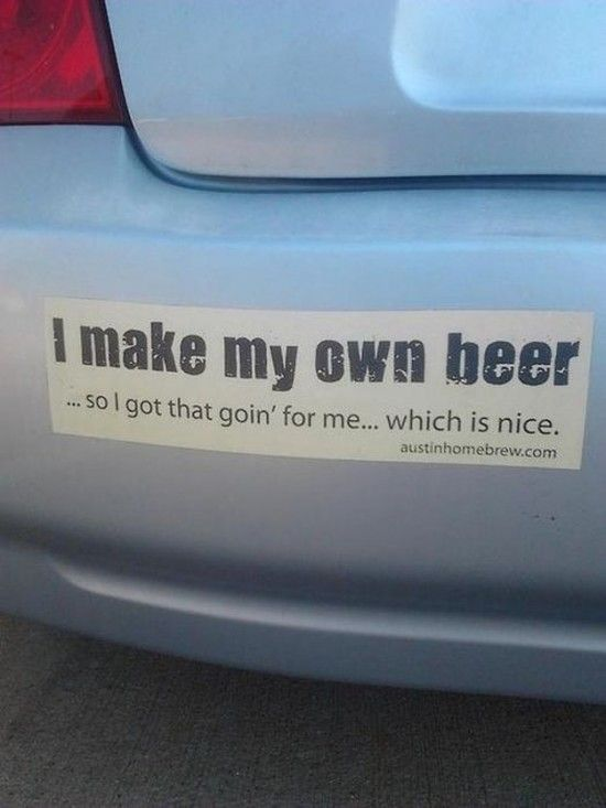 27 hilarious bumper stickers