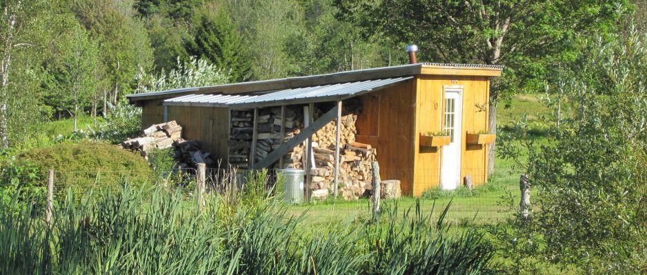 We Are Jealous Of Nick Zammuto S Vermont Studio Backyard Studio Architecture House