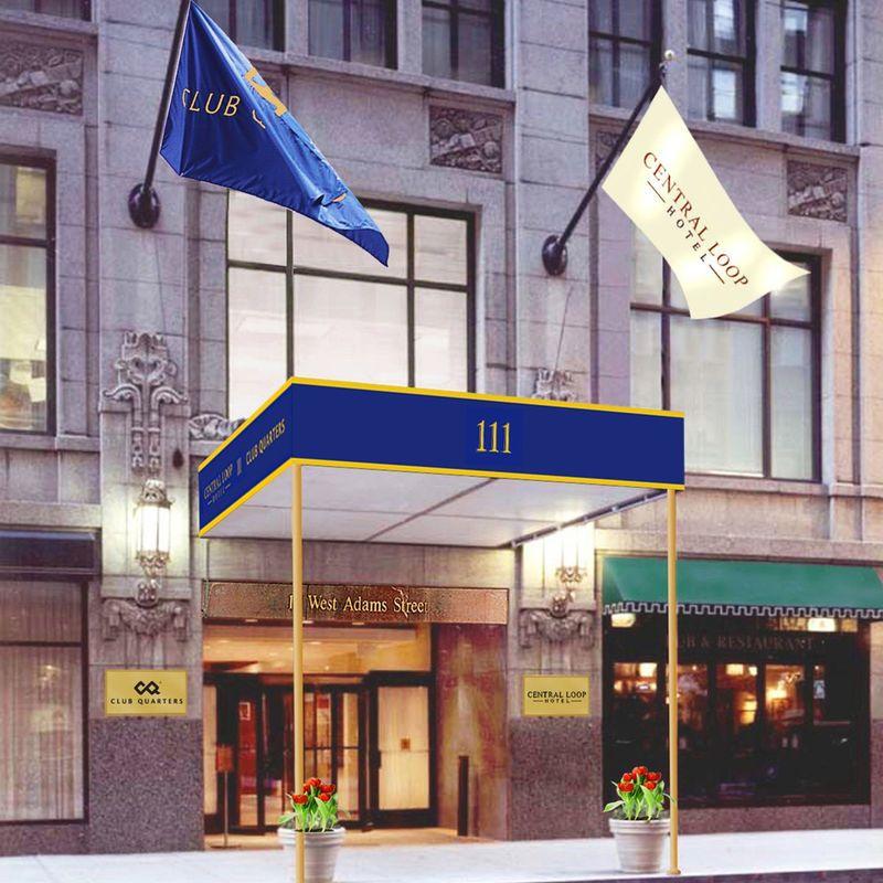 The Blackstone Renaissance Chicago Hotel Illinois Jetsetter
