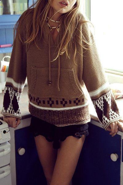 Boho Chic Sweaters