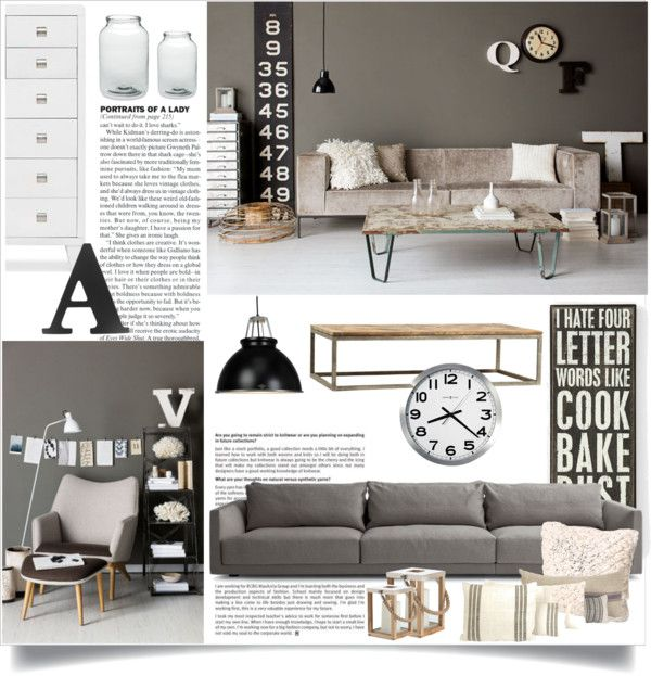 """""""industrial"""" by luccyy on Polyvore"""