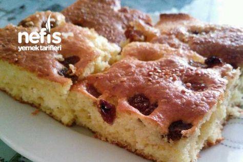 üzümlü Pofuduk Kek Tarifi Nasıl Yapılır üzümlü Pofuduk Kek Tarifi