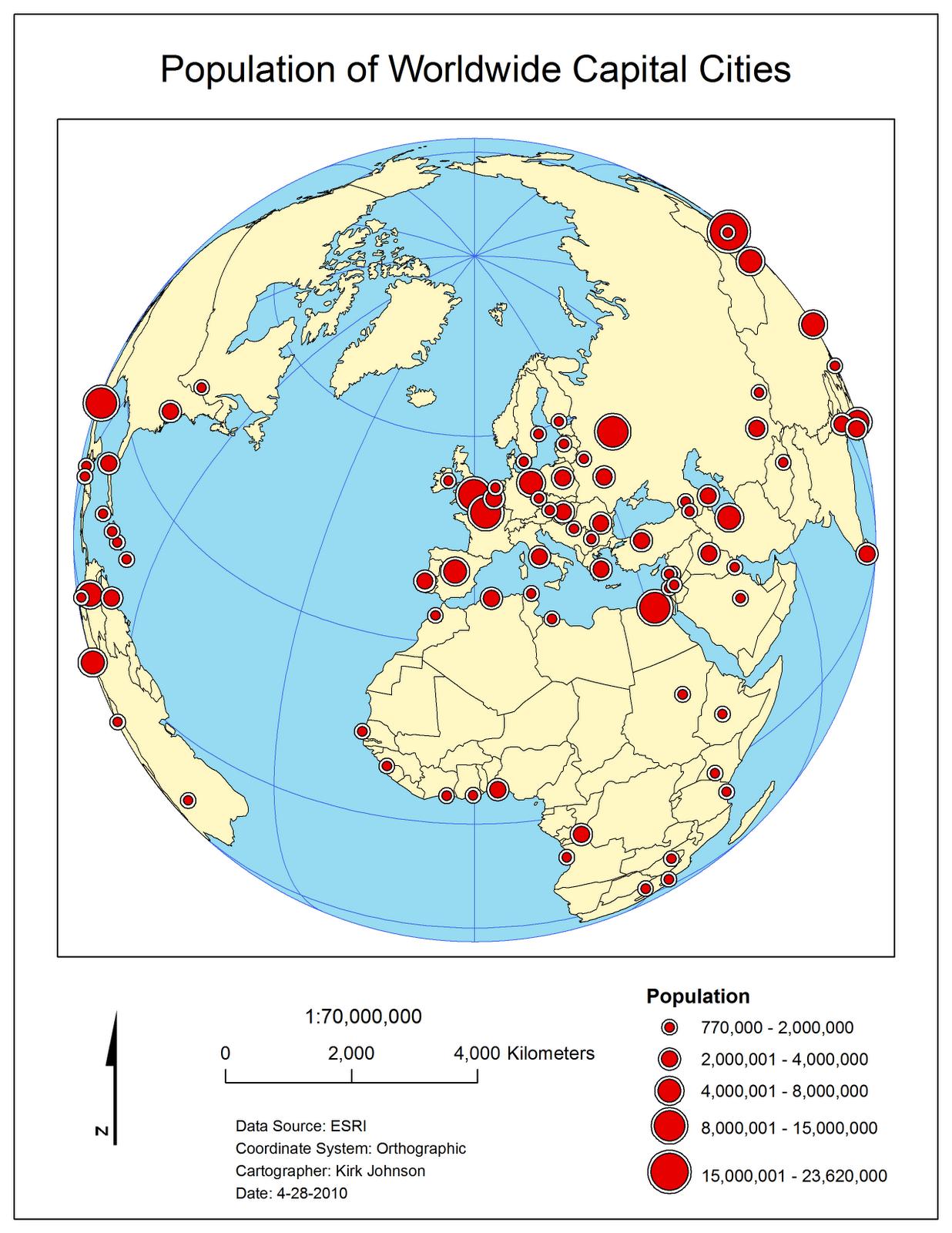 Favorite Map 3 National Elevation Dataset Benchmarks