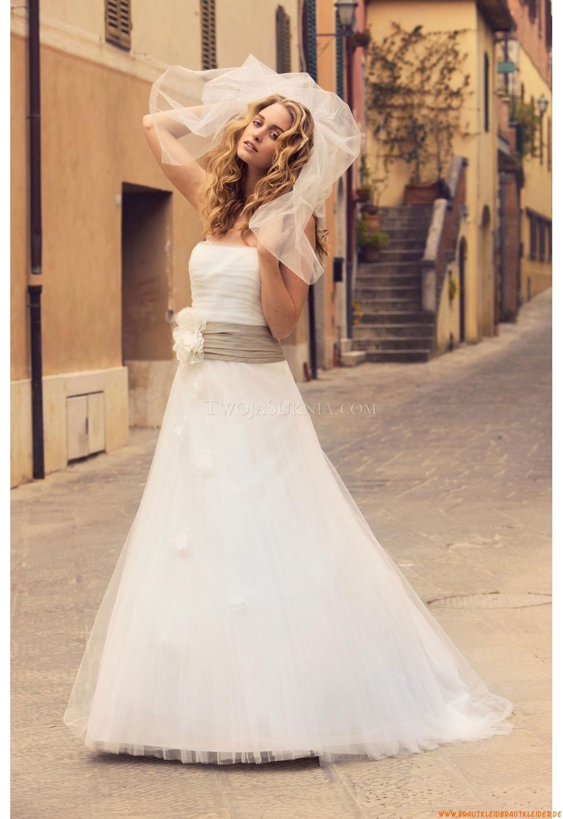 Ärmallos Brautkleider 2014  Kleid hochzeit, Brautmode, Braut Klein