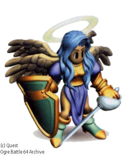 Seraph Undead Class Guide - Ogre Battle 64 Archive
