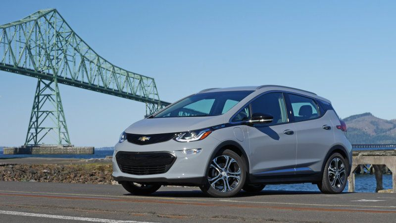 2020 Chevy Bolt First Drive What S New Electric Range Charging Chevy Bolt Chevy Chevrolet
