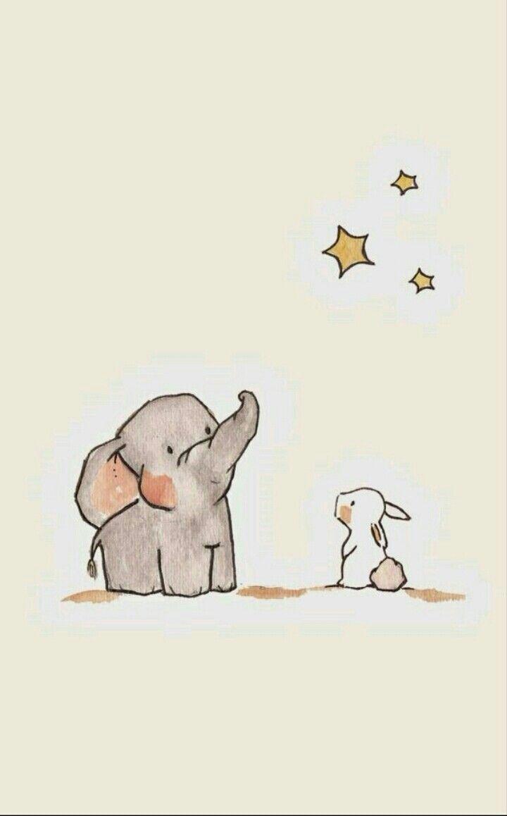 Pin By Jam On Elephant X Rabbit