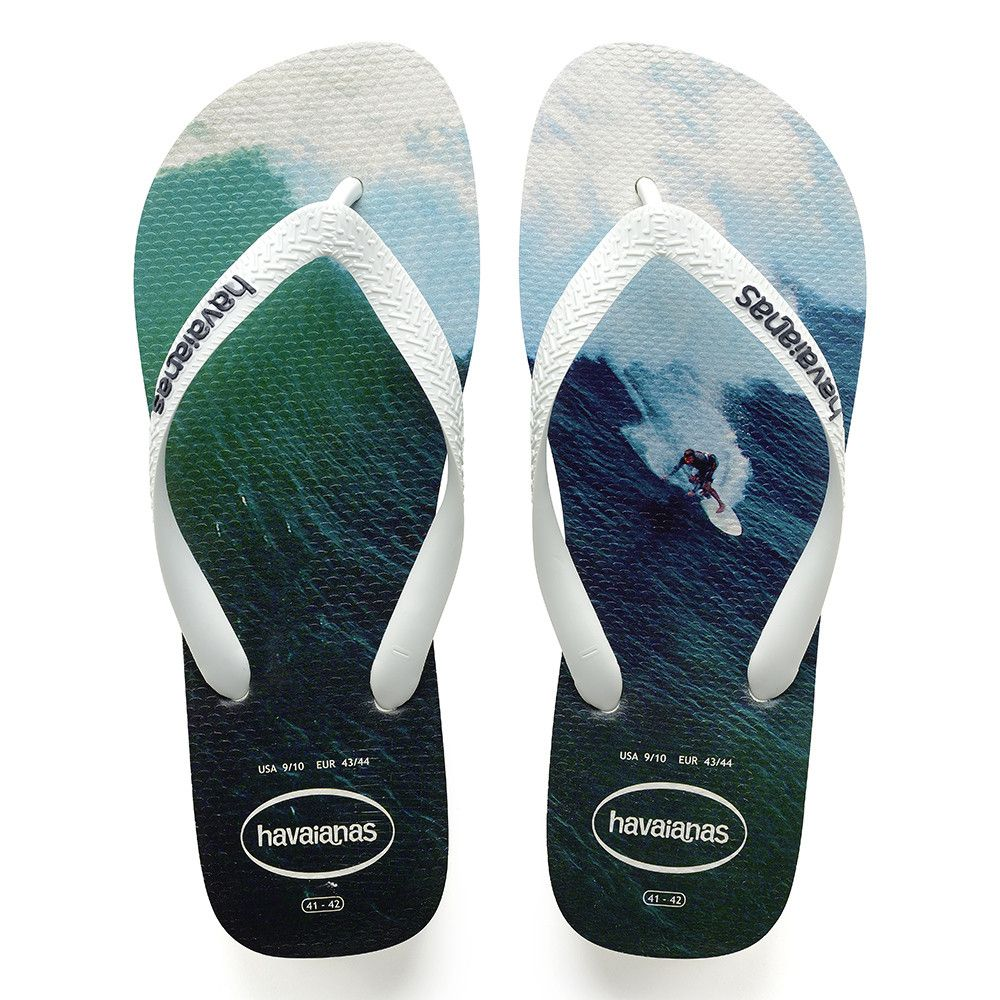 Havaianas Hype Sandal White White Navy Blue Price From  ₩25 262a569a8